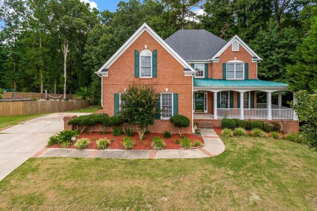190 S Shore Terrace, Fayetteville, GA 30214 (MLS #6600274) :: Path & Post Real Estate