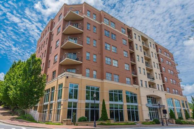 326 Roswell Street #501, Marietta, GA 30060 (MLS #6600354) :: The Zac Team @ RE/MAX Metro Atlanta