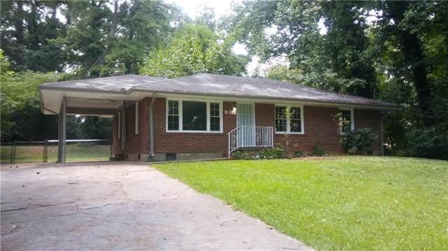 2653 Glenvalley Drive, Decatur, GA 30032 (MLS #6600357) :: North Atlanta Home Team