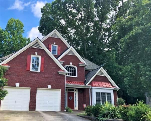 4361 Oak Manor Drive NW, Acworth, GA 30101 (MLS #6600384) :: North Atlanta Home Team
