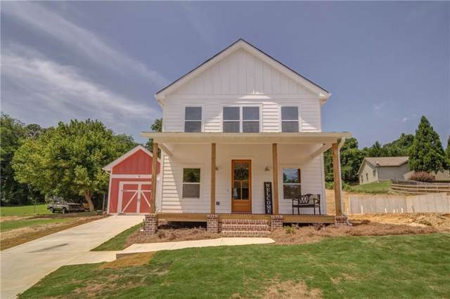 161 Nix Street, Ball Ground, GA 30107 (MLS #6600400) :: Path & Post Real Estate