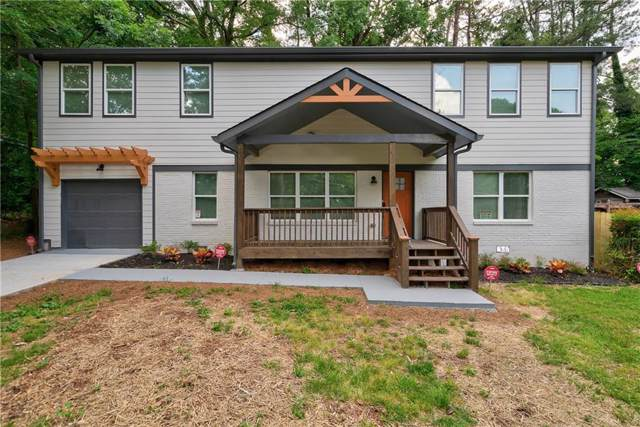 1383 Dennis Drive, Decatur, GA 30032 (MLS #6600404) :: The Zac Team @ RE/MAX Metro Atlanta