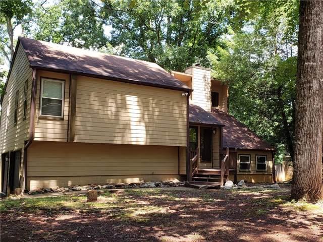 5020 Rock Glen Drive, Stone Mountain, GA 30088 (MLS #6600432) :: RE/MAX Paramount Properties