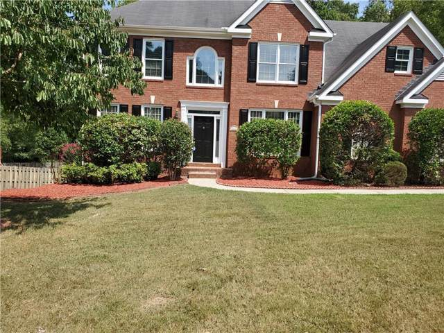 267 Creek Front Way, Lawrenceville, GA 30043 (MLS #6600477) :: The Cowan Connection Team