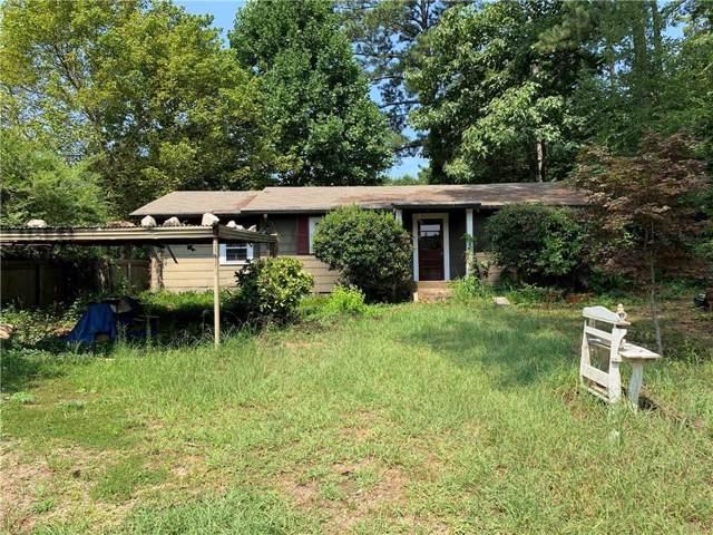 1195 Mount Bethel Drive, Marietta, GA 30068 (MLS #6600488) :: RE/MAX Paramount Properties