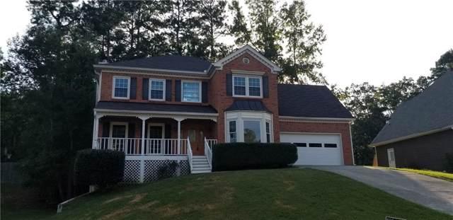 1014 Sunny Field Lane, Lawrenceville, GA 30043 (MLS #6600497) :: Charlie Ballard Real Estate