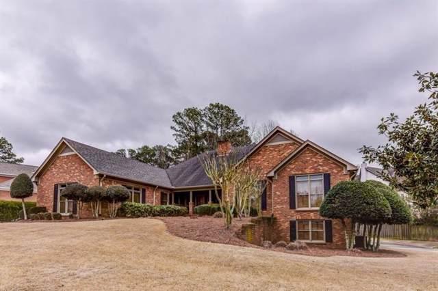 2552 Bexley Court, Snellville, GA 30078 (MLS #6600500) :: RE/MAX Paramount Properties