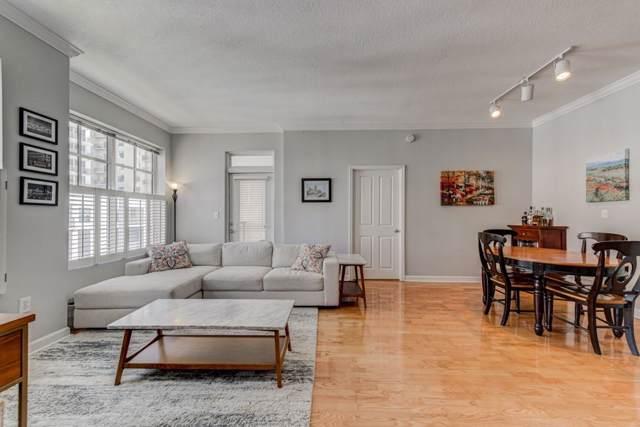 1101 Juniper Street NE #604, Atlanta, GA 30309 (MLS #6600514) :: RE/MAX Paramount Properties