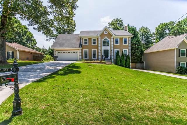 890 Hounds Ridge Court, Lawrenceville, GA 30043 (MLS #6600543) :: RE/MAX Paramount Properties