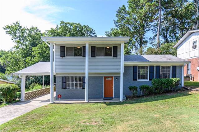 3930 Adamsville Drive SW, Atlanta, GA 30331 (MLS #6600547) :: RE/MAX Paramount Properties