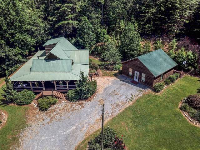 1252 Paris Mountain Road, Rockmart, GA 30153 (MLS #6600559) :: Rock River Realty