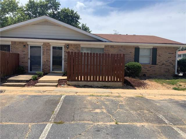 4701 Flat Shoals Road 27A, Union City, GA 30291 (MLS #6600566) :: Good Living Real Estate