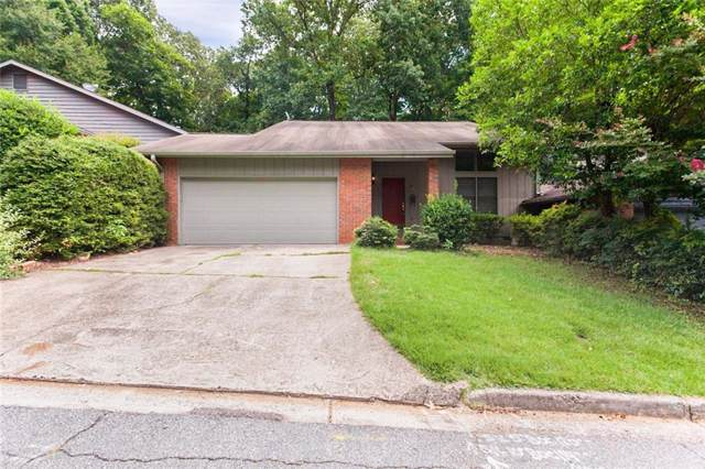 210 Lakeview Ridge E, Roswell, GA 30076 (MLS #6600612) :: North Atlanta Home Team
