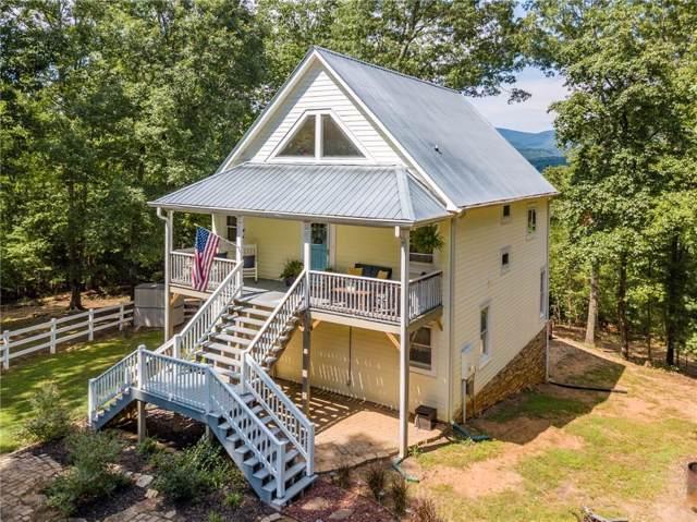 709 Gold Flume Way, Cleveland, GA 30528 (MLS #6600618) :: Charlie Ballard Real Estate