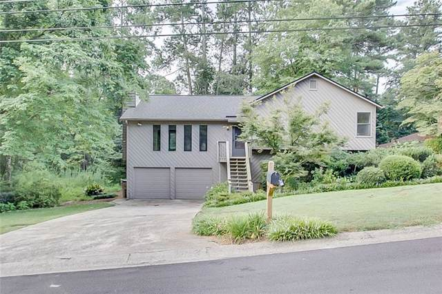 5069 Ravenwood Drive, Marietta, GA 30066 (MLS #6600620) :: The Hinsons - Mike Hinson & Harriet Hinson