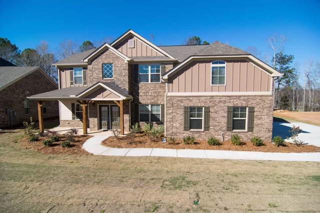 155 Atkins Lane, Fayetteville, GA 30215 (MLS #6600645) :: The North Georgia Group
