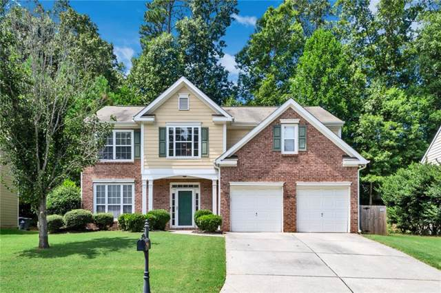 3573 Butler Springs Trace NW, Kennesaw, GA 30144 (MLS #6600726) :: Good Living Real Estate