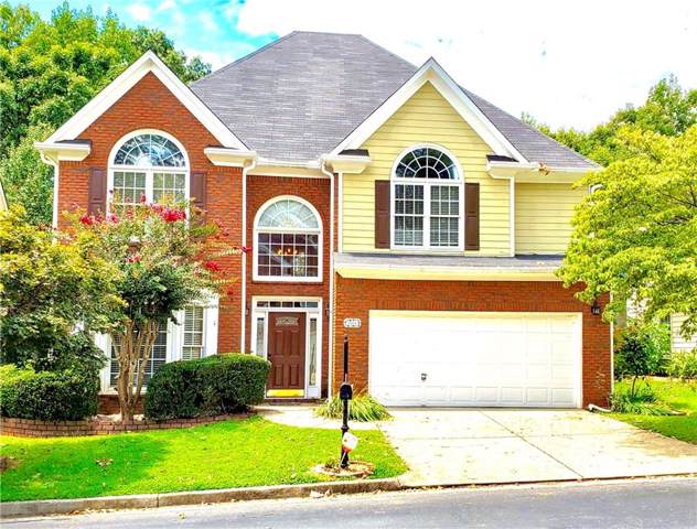 3368 Rose Ridge, Atlanta, GA 30340 (MLS #6600755) :: RE/MAX Paramount Properties