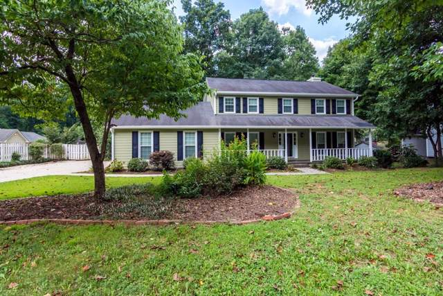 1656 Oak Crest Court, Marietta, GA 30066 (MLS #6600758) :: North Atlanta Home Team