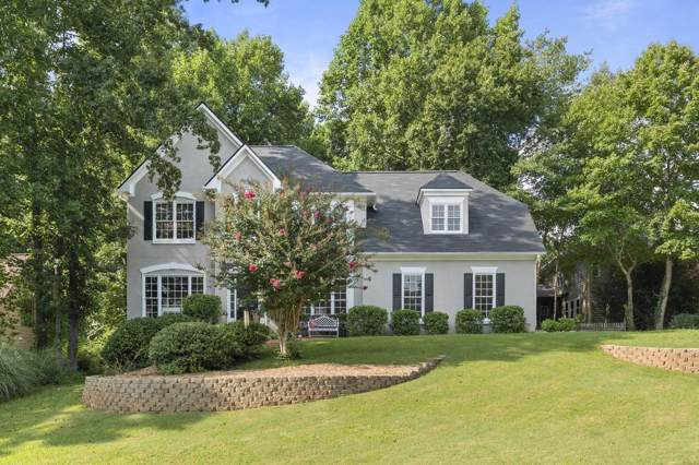 982 Berwick Court SW, Marietta, GA 30064 (MLS #6600774) :: Charlie Ballard Real Estate
