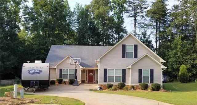 60 Frost Lane, Dawsonville, GA 30534 (MLS #6600787) :: Rock River Realty