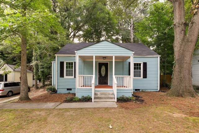 421 Collier Ridge Drive NW, Atlanta, GA 30318 (MLS #6600809) :: North Atlanta Home Team