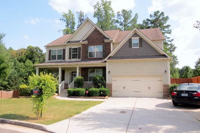 5515 Spring Stone Court, Dallas, GA 30157 (MLS #6600834) :: The Heyl Group at Keller Williams