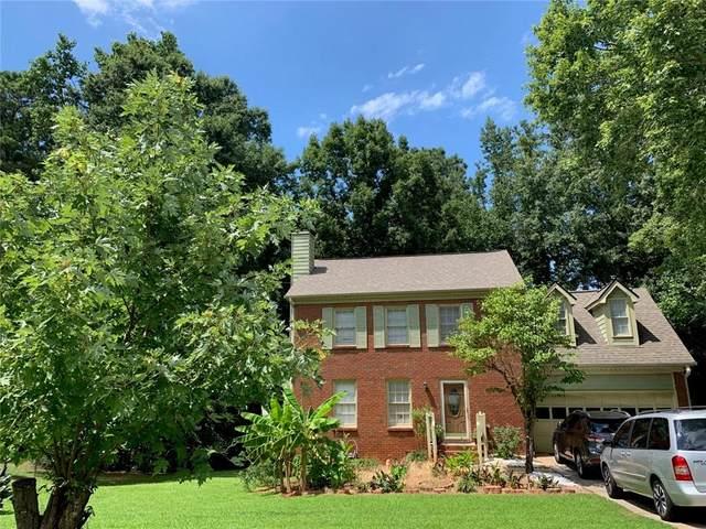 1522 Hillside Drive SE, Conyers, GA 30094 (MLS #6600850) :: RE/MAX Paramount Properties
