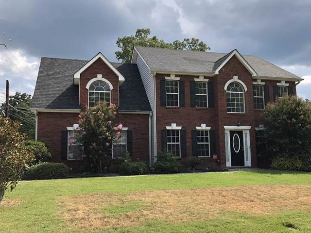 613 Cypress Estates Cove, Jonesboro, GA 30238 (MLS #6600867) :: North Atlanta Home Team