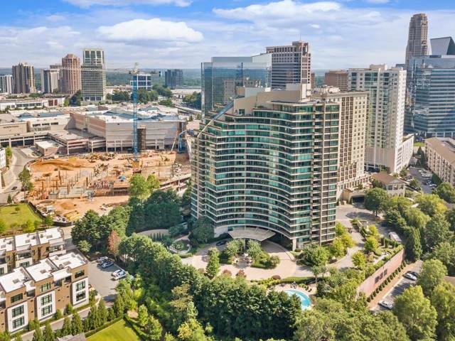 700 Park Regency NE #803, Atlanta, GA 30326 (MLS #6600876) :: RE/MAX Paramount Properties