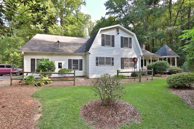 1284 Rock Springs Road, Buford, GA 30519 (MLS #6600928) :: RE/MAX Paramount Properties