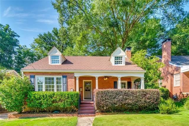 22 Wiltshire Drive, Avondale Estates, GA 30002 (MLS #6600933) :: North Atlanta Home Team