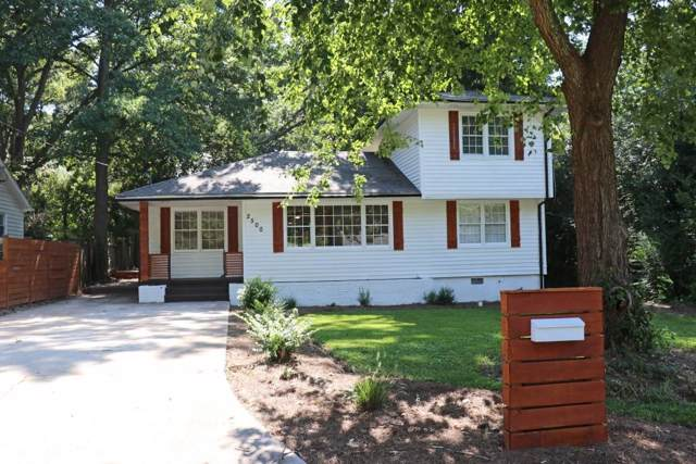 2500 Baxter Road SW, Atlanta, GA 30315 (MLS #6600949) :: The Zac Team @ RE/MAX Metro Atlanta