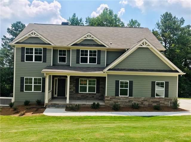215 Whelchel Valley Drive, Dawsonville, GA 30534 (MLS #6600973) :: North Atlanta Home Team