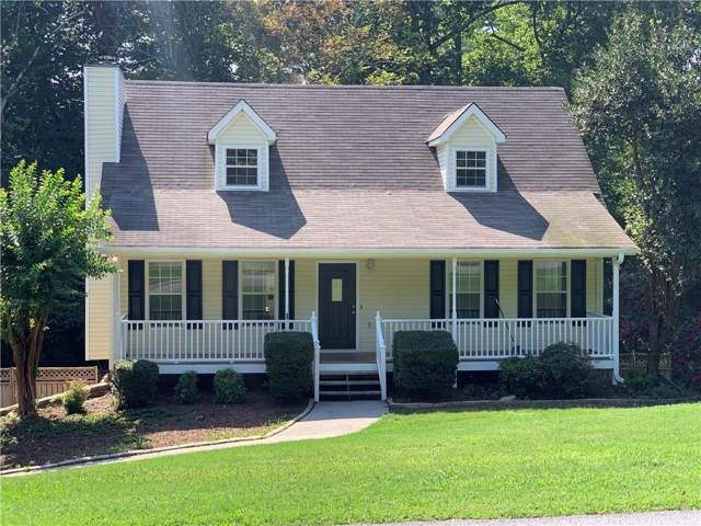 101 Pinehill Drive, Woodstock, GA 30188 (MLS #6601017) :: RE/MAX Paramount Properties