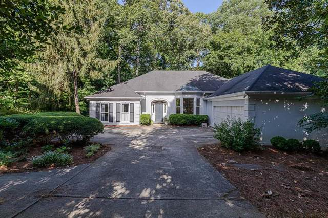 3376 W Paces Ferry Court NW, Atlanta, GA 30327 (MLS #6601025) :: Kennesaw Life Real Estate