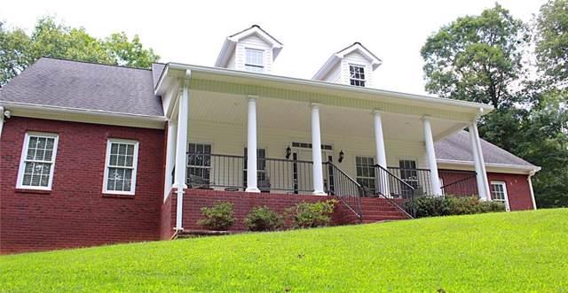 323 Three Hills Drive, Cleveland, GA 30528 (MLS #6601031) :: Charlie Ballard Real Estate