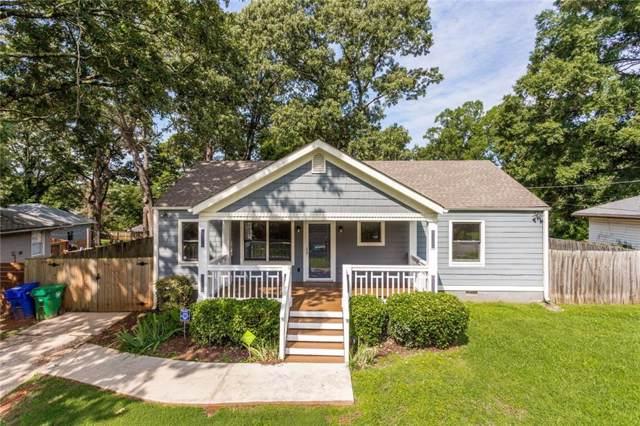 1670 Cecilia Drive SE, Atlanta, GA 30316 (MLS #6601061) :: Rock River Realty