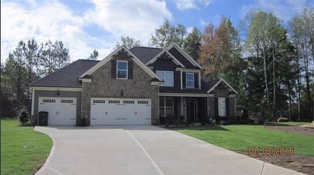 287 Five Oaks Drive, Hiram, GA 30141 (MLS #6601101) :: Iconic Living Real Estate Professionals
