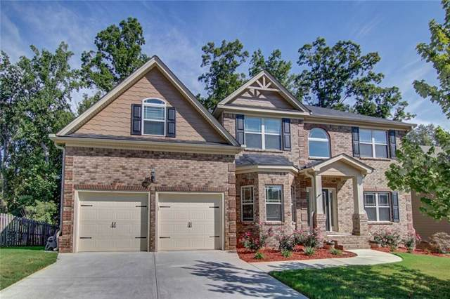 9243 Plantation Circle, Covington, GA 30014 (MLS #6601132) :: Iconic Living Real Estate Professionals