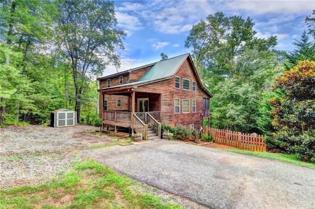 129 Stanley Nix Road, Cleveland, GA 30528 (MLS #6601146) :: Charlie Ballard Real Estate