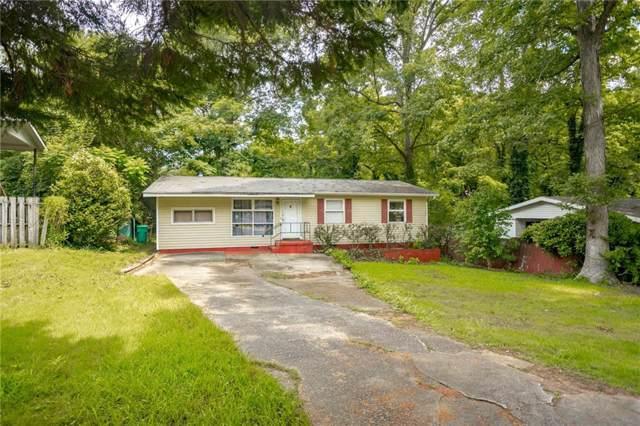 1783 Donna Lynn Drive SE, Smyrna, GA 30080 (MLS #6601160) :: North Atlanta Home Team