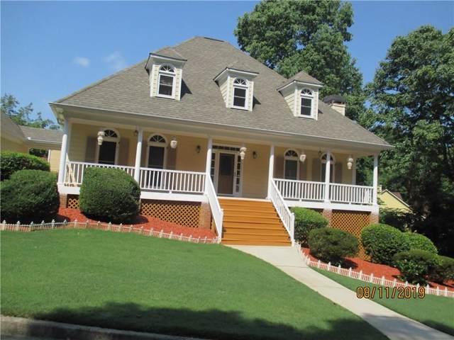 7450 Waters Edge Drive, Stone Mountain, GA 30087 (MLS #6601195) :: The Heyl Group at Keller Williams