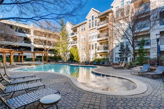 1850 Cotillion Drive #4412, Dunwoody, GA 30338 (MLS #6601214) :: Kennesaw Life Real Estate