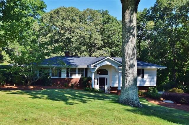 1907 Blue Ridge Drive, Gainesville, GA 30501 (MLS #6601222) :: RE/MAX Paramount Properties