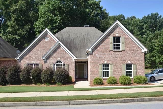 718 Retreat Drive, Dacula, GA 30019 (MLS #6601259) :: Charlie Ballard Real Estate