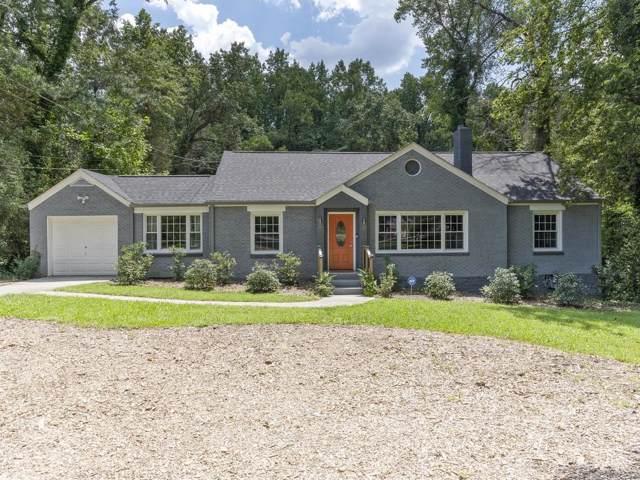 2450 Benjamin E Mays Drive SW, Atlanta, GA 30311 (MLS #6601280) :: RE/MAX Paramount Properties