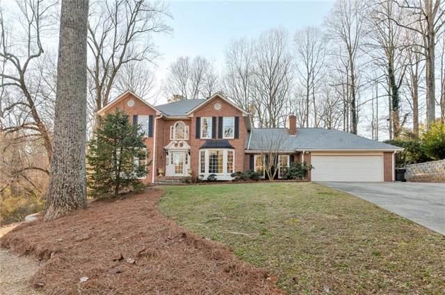 11930 Mountain Laurel Drive, Roswell, GA 30075 (MLS #6601292) :: Charlie Ballard Real Estate