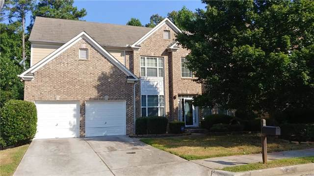4621 Creekside Cove, College Park, GA 30349 (MLS #6601344) :: Iconic Living Real Estate Professionals