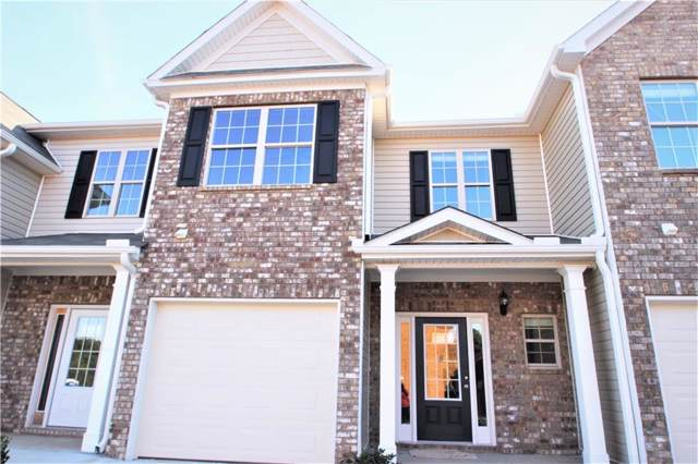 7140 Fringe Flower Drive #115, Austell, GA 30168 (MLS #6601351) :: North Atlanta Home Team